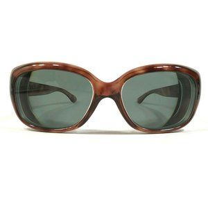 Ray Ban Large Red Brown Tortoise Sunglasses FRAMES